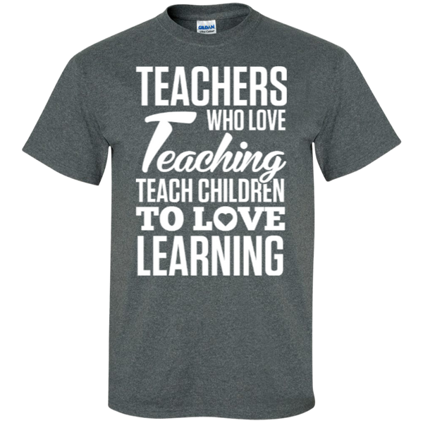 Teachers who love Teaching  T-Shirt - TeachersLoungeShop - 10