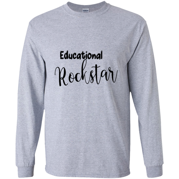 Educational Rockstar    T-Shirt