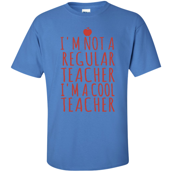 I'm not a Regular Teacher I'm a Cool Teacher T-shirt Hoodie - TeachersLoungeShop - 8