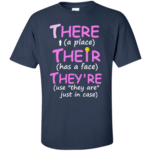 Teacher Grammar  T-Shirt - TeachersLoungeShop - 9