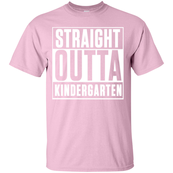 Straight Outta Kindergarten  T-Shirt - TeachersLoungeShop - 8