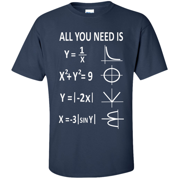All You Need is Love Cotton T-Shirt - TeachersLoungeShop - 10