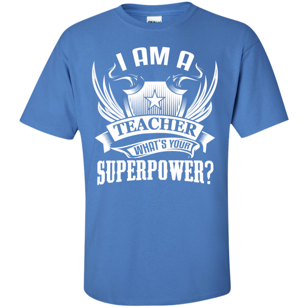Teacher Superpower Special  T-Shirt - TeachersLoungeShop - 3
