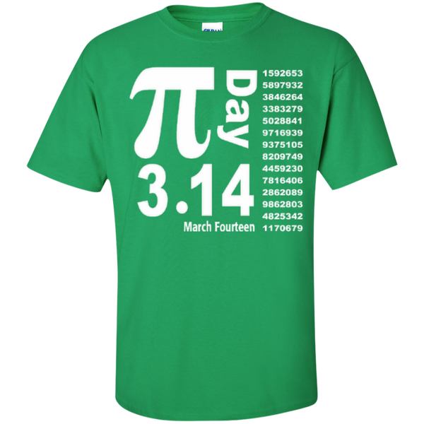 Teacher Math Pi Day March Fourteen 3.14 - TeachersLoungeShop - 3