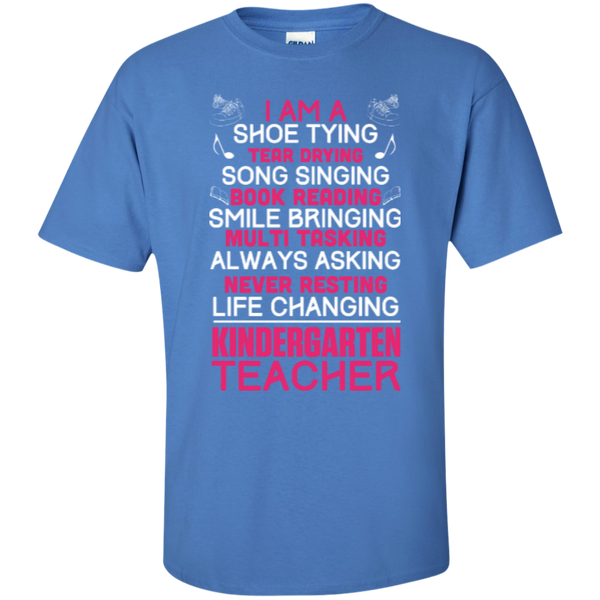 I'm a Kindergarten Teacher  T-Shirt - TeachersLoungeShop - 4