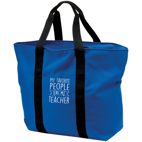 All Purpose Tote Bag - TeachersLoungeShop - 5