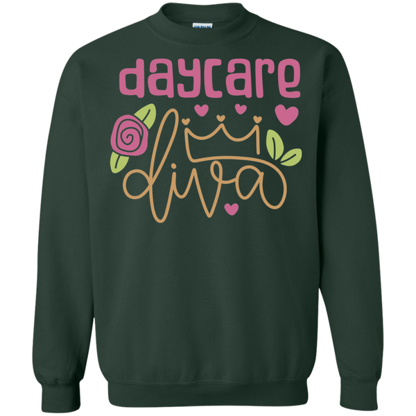 Day Care Diva Sweatshirt