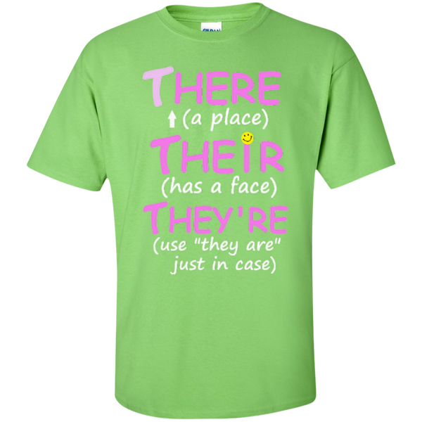 Teacher Grammar  T-Shirt - TeachersLoungeShop - 6