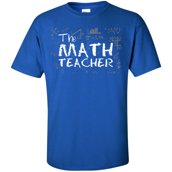The Math Teacher  T-Shirt - TeachersLoungeShop - 9