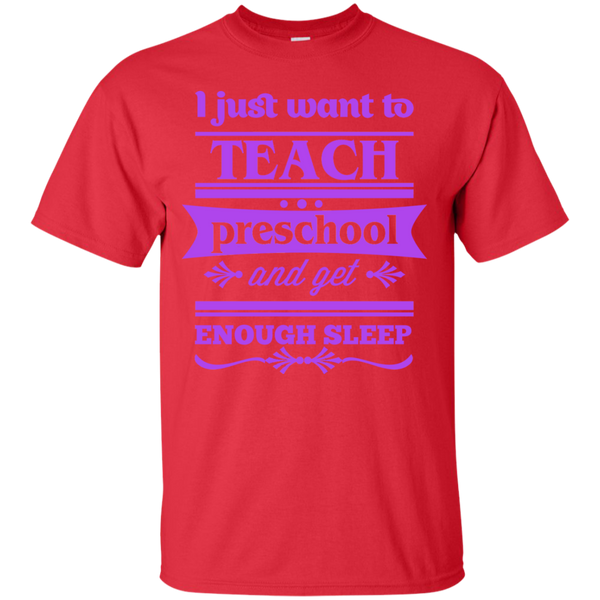 Custom Ultra Cotton T-Shirt - TeachersLoungeShop - 8