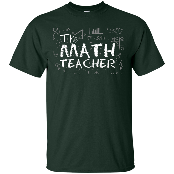 The Math Teacher  T-Shirt - TeachersLoungeShop - 2