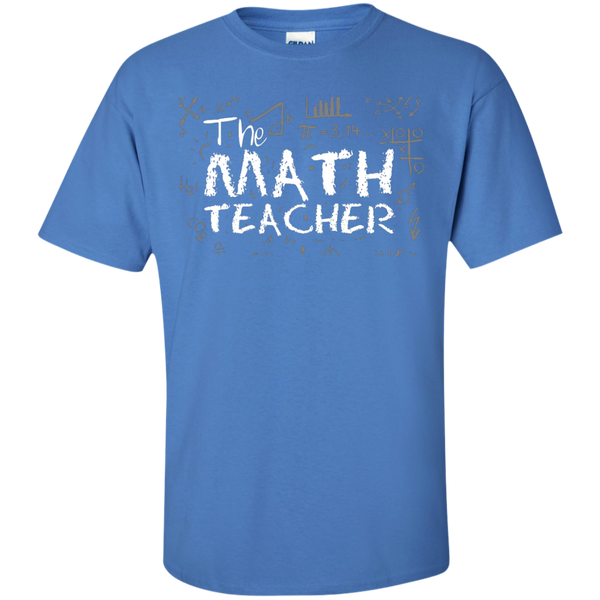 The Math Teacher  T-Shirt - TeachersLoungeShop - 5