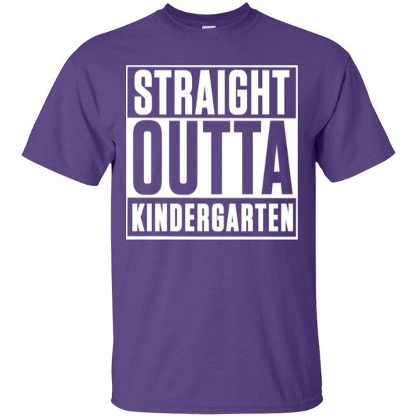 Straight Outta Kindergarten  T-Shirt - TeachersLoungeShop - 5