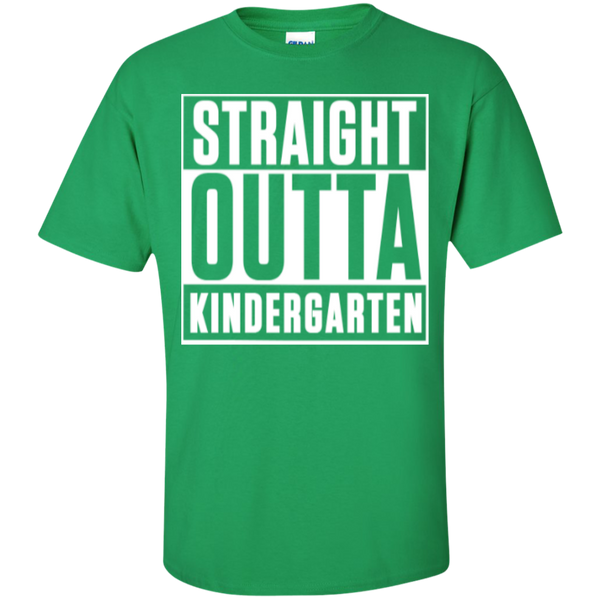 Straight Outta Kindergarten  T-Shirt - TeachersLoungeShop - 6