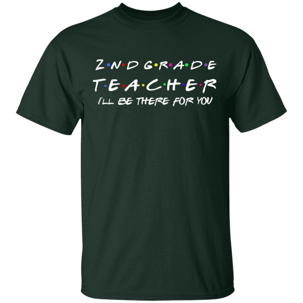 2nd Grade Teacher .  T-Shirt