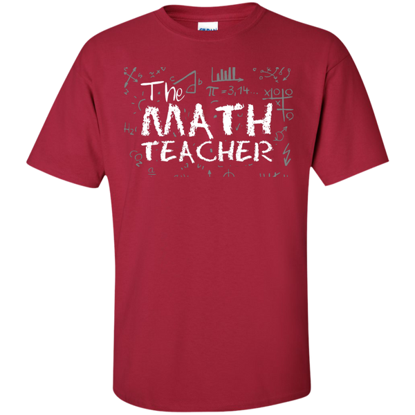 The Math Teacher  T-Shirt - TeachersLoungeShop - 4