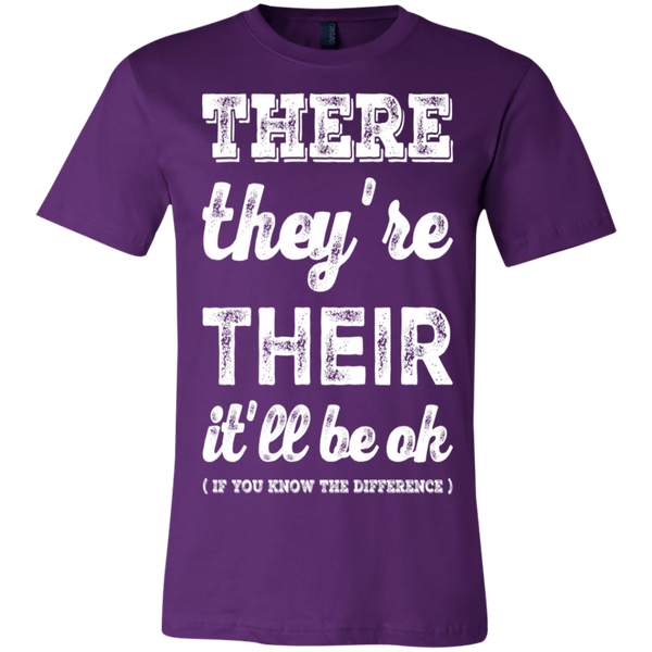 There They're Their It'll be ok  T-Shirt