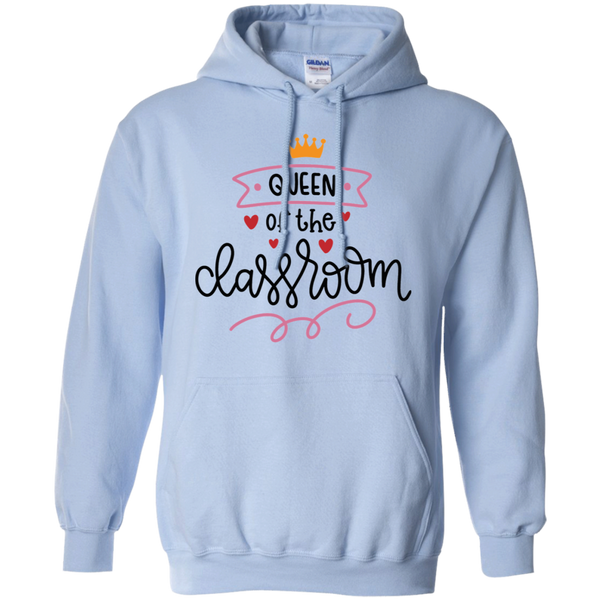 Queen of the classroom Hoodie