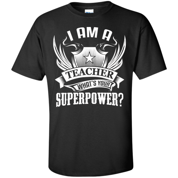 Teacher Superpower Special  T-Shirt - TeachersLoungeShop - 1