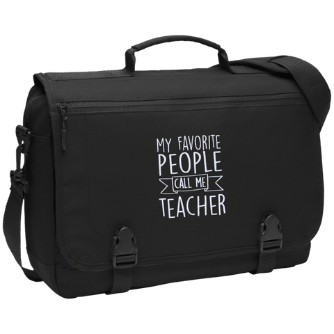 Messenger Briefcase - TeachersLoungeShop - 1