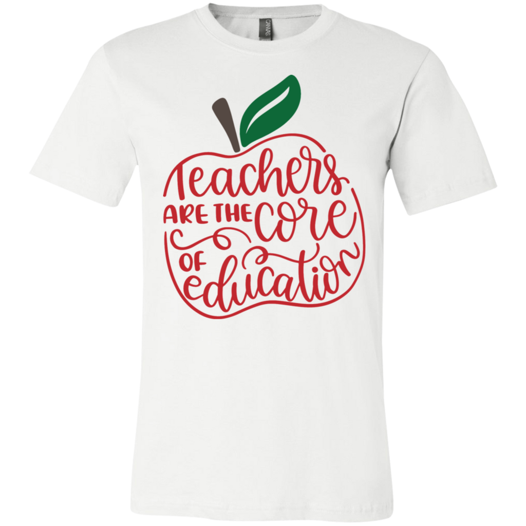 Teachers are the core of education     T-Shirt