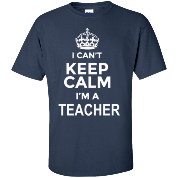 I can't Keep Calm i'm a Teacher T-shirt Hoodie - TeachersLoungeShop - 3