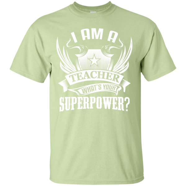 Teacher Superpower Special  T-Shirt - TeachersLoungeShop - 5
