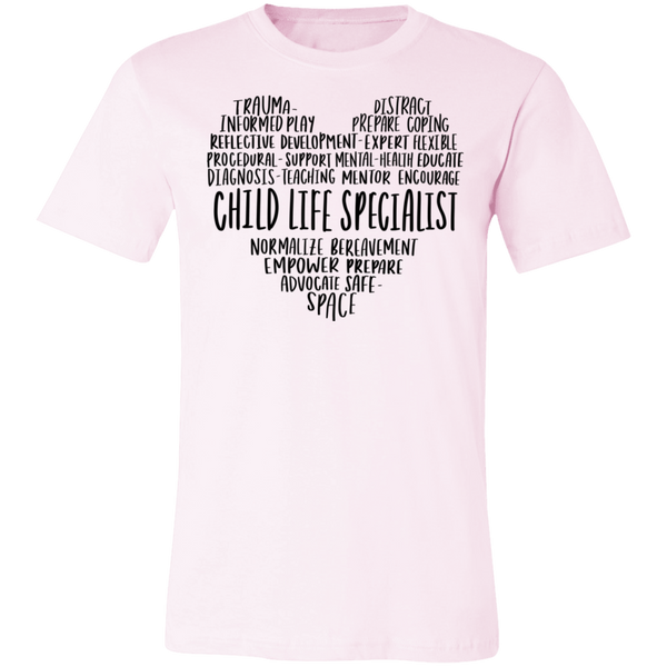 child life specialist   T-Shirt