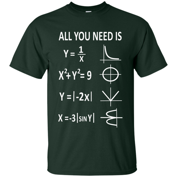 All You Need is Love Cotton T-Shirt - TeachersLoungeShop - 2