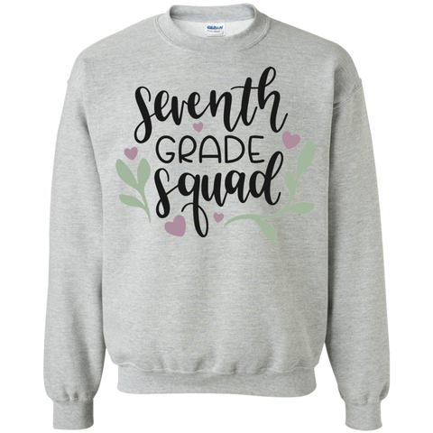 Seventh Grade Squad Sweatshirt