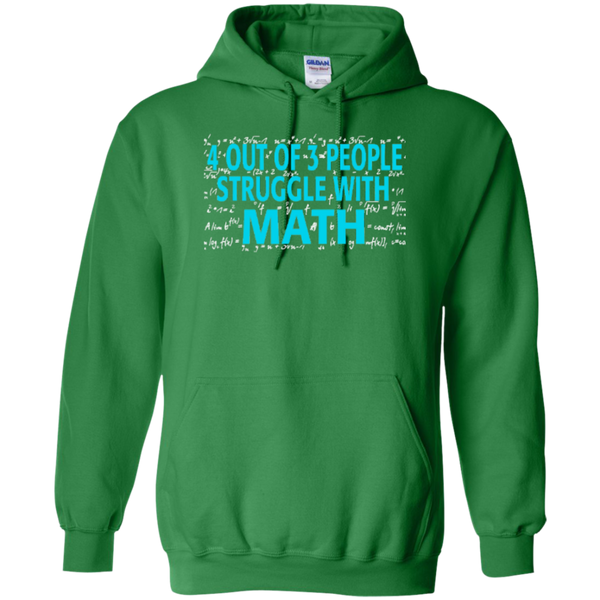 4 out of 3 People Struggle with Math Hoodie oz - TeachersLoungeShop - 6