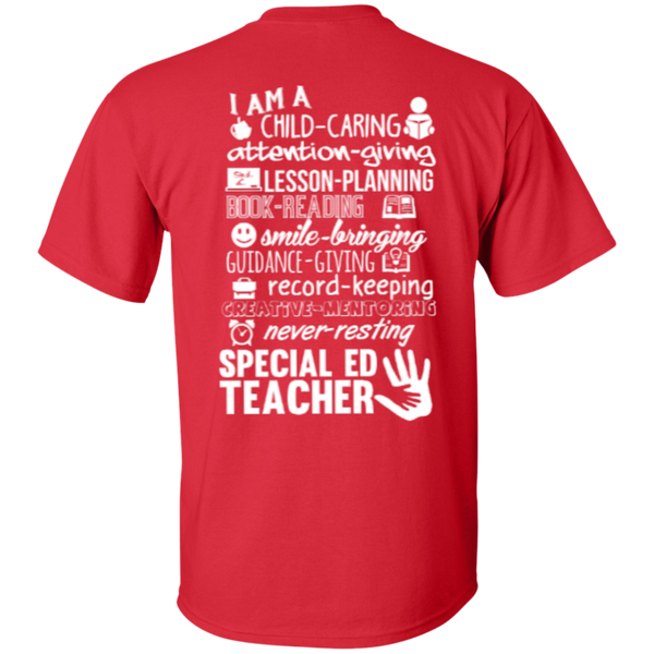 Special Ed Teacher Special edition - TeachersLoungeShop - 3
