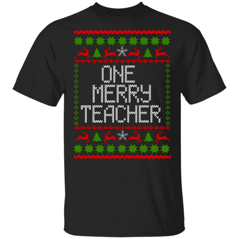 One  Merry Teacher