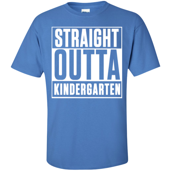 Straight Outta Kindergarten  T-Shirt - TeachersLoungeShop - 7