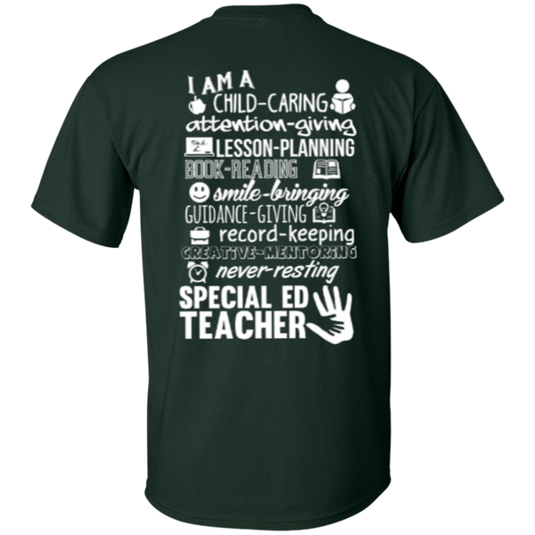 Special Ed Teacher Special edition - TeachersLoungeShop - 2