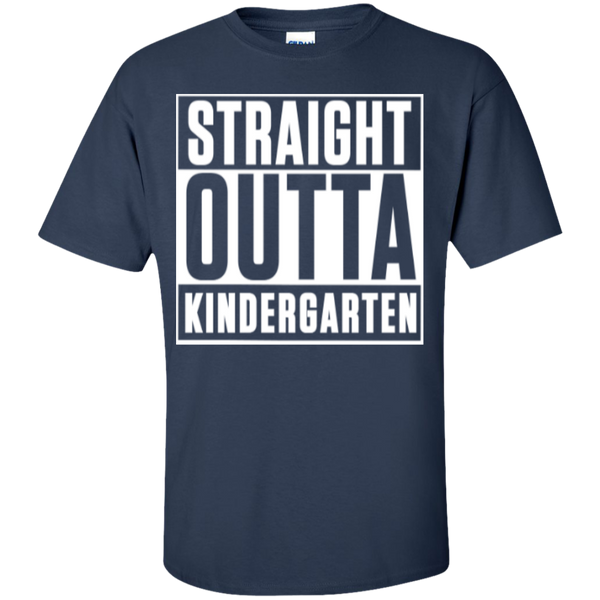 Straight Outta Kindergarten  T-Shirt - TeachersLoungeShop - 4
