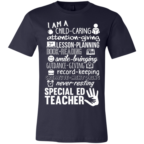 Special Ed Teacher Poems T-Shirt