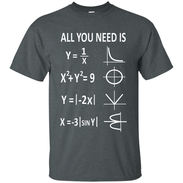 All You Need is Love Cotton T-Shirt - TeachersLoungeShop - 6