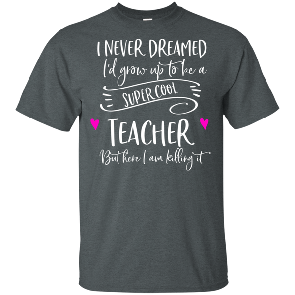 Super cool Teacher  T-Shirt