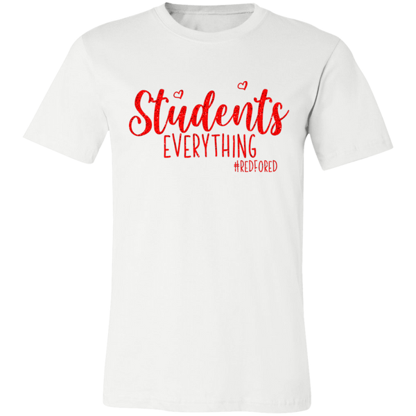Students everything -Sleeve T-Shirt