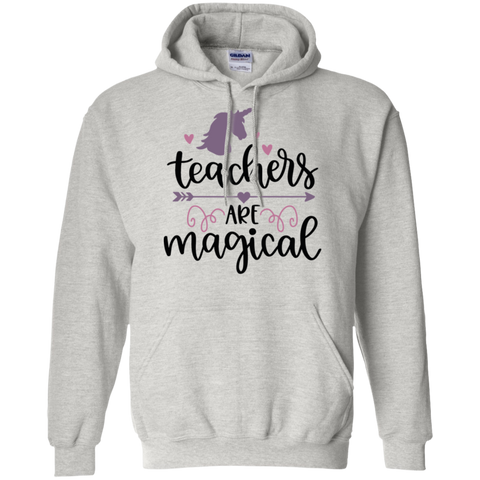 Teachers are magical  Hoodie
