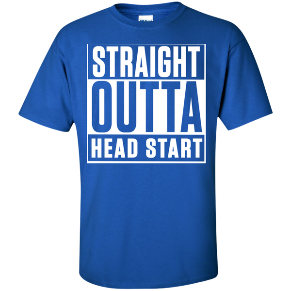 Straight Outta Head Start T-Shirt - TeachersLoungeShop - 4