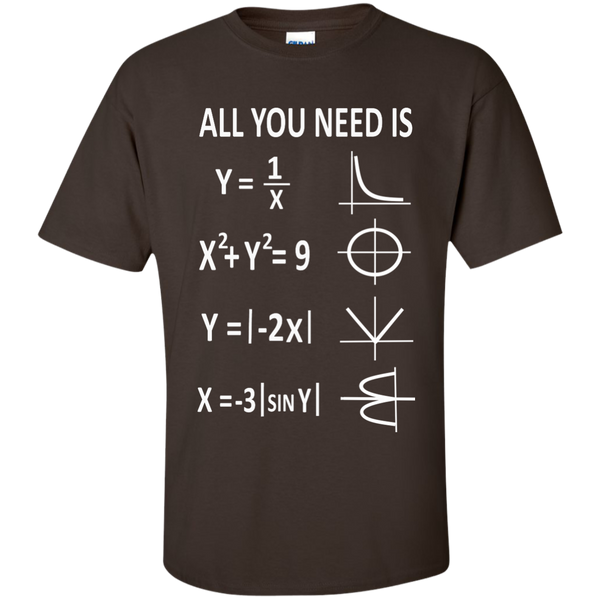 All You Need is Love Cotton T-Shirt - TeachersLoungeShop - 3