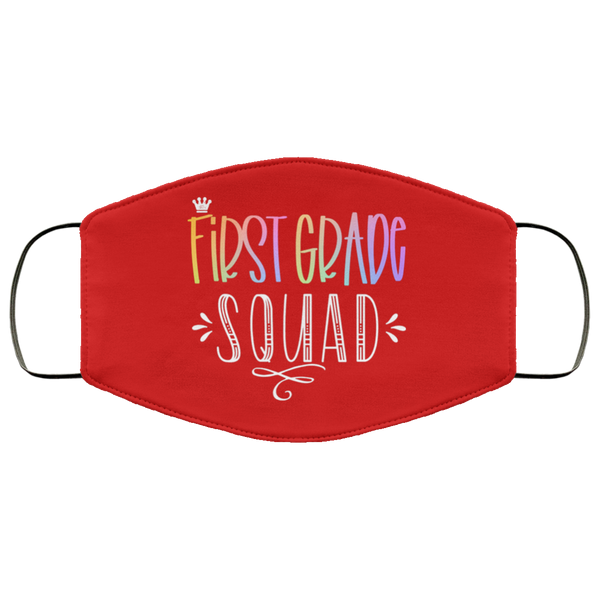 First grade squad Face Mask