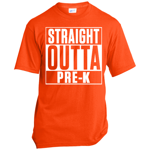 Straight Outta Pre-K   in the USA Unisex Tee - TeachersLoungeShop - 6
