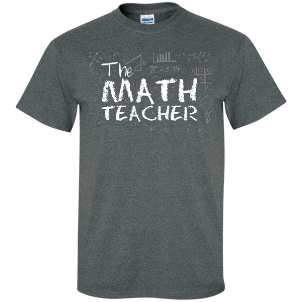 The Math Teacher  T-Shirt - TeachersLoungeShop - 6