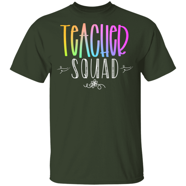Teacher squad . T-Shirt