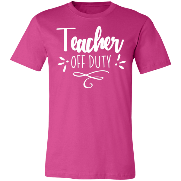 Teacher off duty  T-Shirt