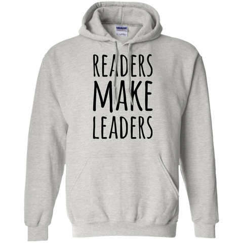 Readers make Leaders   Hoodie