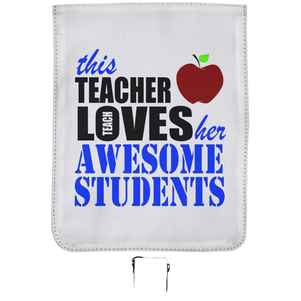 This Teacher Loves her awesome Students Small Shoulder Bag